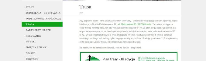 krakowbiega.pl